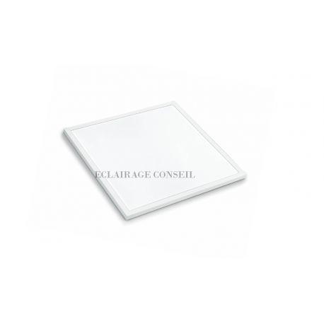DALLE LUMINEUSE 600X600 BLANC CHAUD