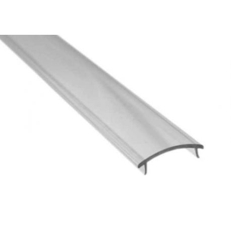 PROFILE POLYCARBONATE TRANSPARENT CLIPSER